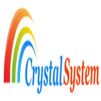 Crystal System Application poster
