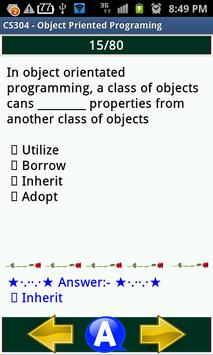 Object Priented Programing apk screenshot