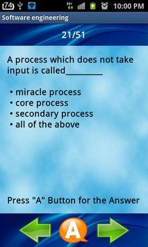 Software engineering apk screenshot
