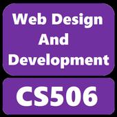 Web Design and Development icon