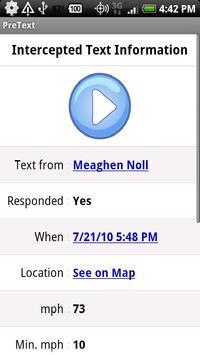 PreText apk screenshot