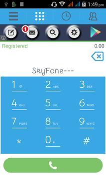 SkyFone apk screenshot