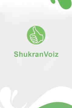 ShukranVoiz poster