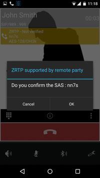 GoSecured Call apk screenshot