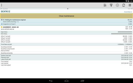 DIAMES-XAPP PMC apk screenshot