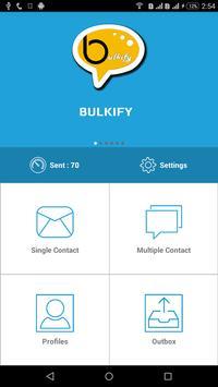 Bulkify apk screenshot