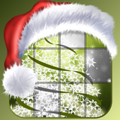 Christmas Tree Picture Puzzle icon