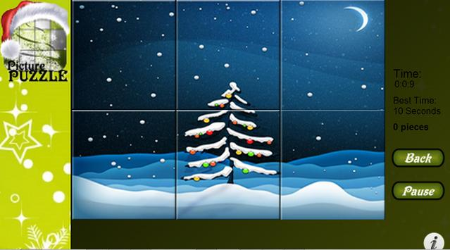 Christmas Tree Picture Puzzle apk screenshot