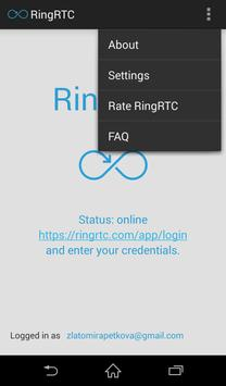 RingRTC apk screenshot
