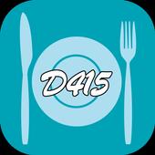 D415 요식업POS(테블릿용) icon