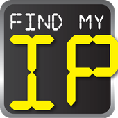 Find My IP icon