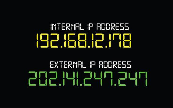 Find My IP apk screenshot