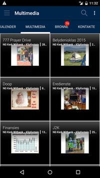 NG Kerk Witbank Klipfontein apk screenshot