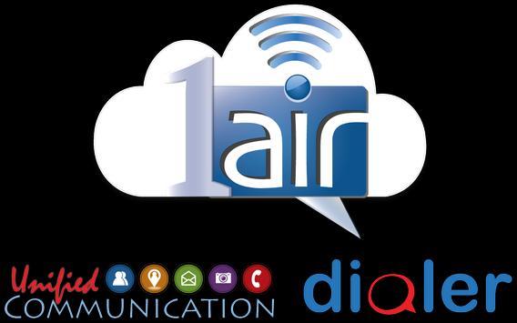1air Dial poster