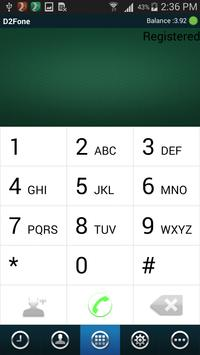 D2Fone apk screenshot