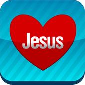 Msg da Bíblia sz Jesus icon