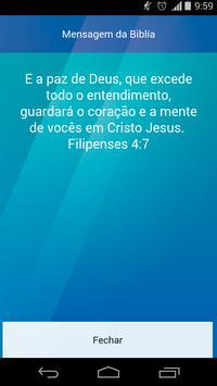 Msg da Bíblia sz Jesus apk screenshot