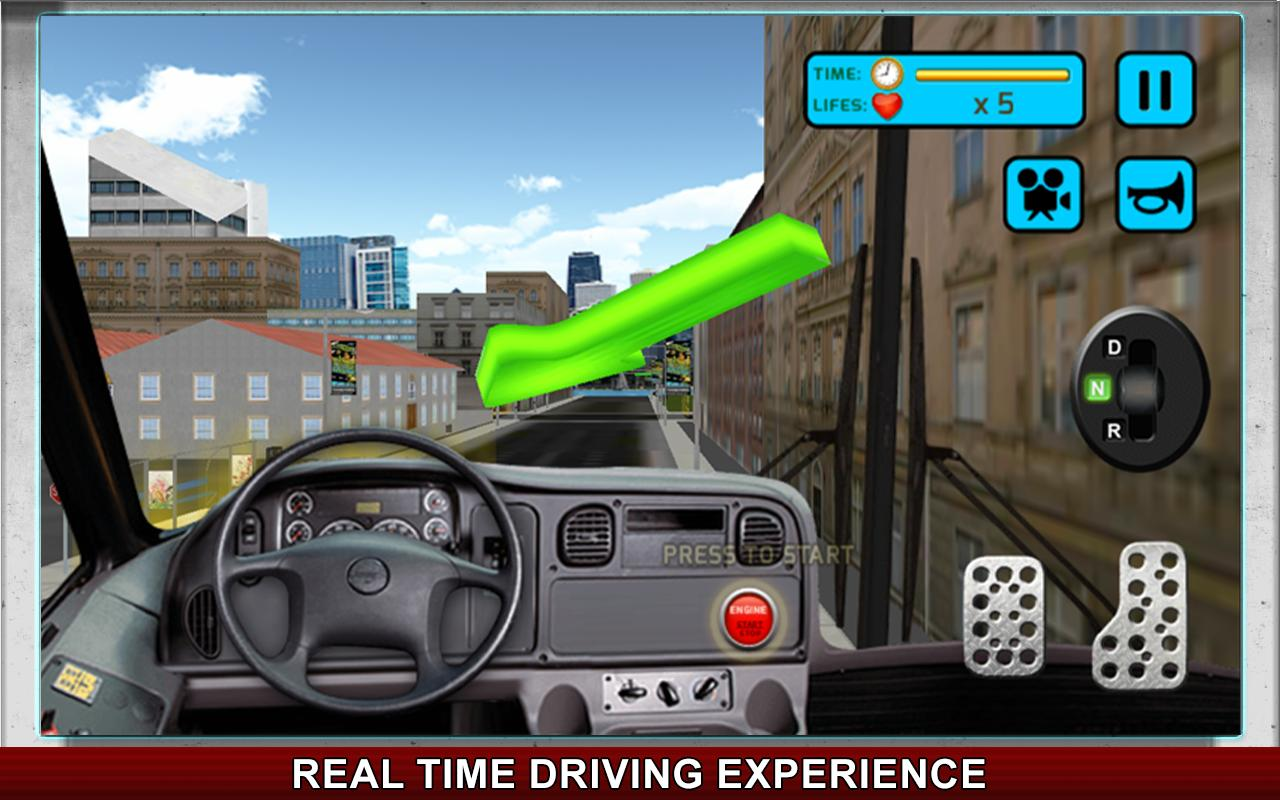 Bus driver simulator 3d apk download free simulation for Simulatore 3d