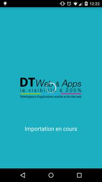 DTweb & Apps poster