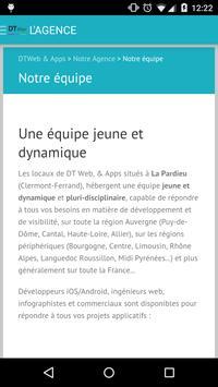 DTweb & Apps apk screenshot