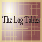 The Log Tables icon
