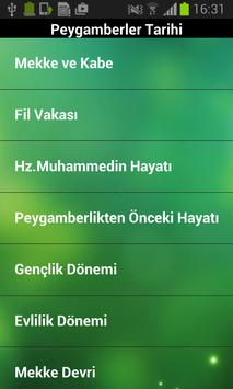 Peygamberler Tarihi Free apk screenshot