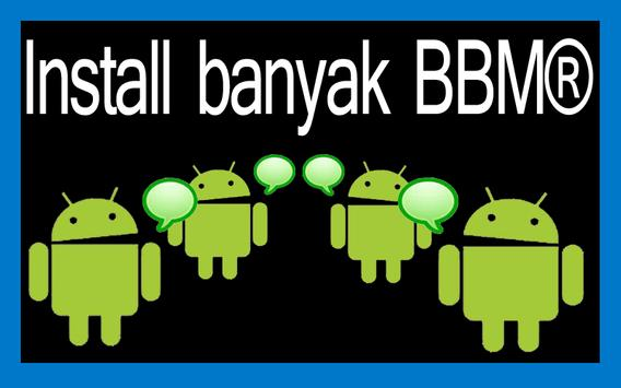 Dual BBM® apk screenshot