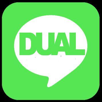 DUAL for LINE step apk screenshot