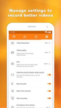 DU Recorder - Screen Recorder apk screenshot