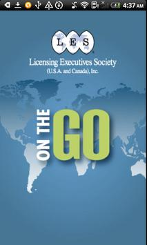 LES USA & Canada On the Go poster