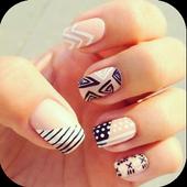 Nail Salon Stylish Nail Art icon