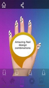 Nail Salon Stylish Nail Art apk screenshot