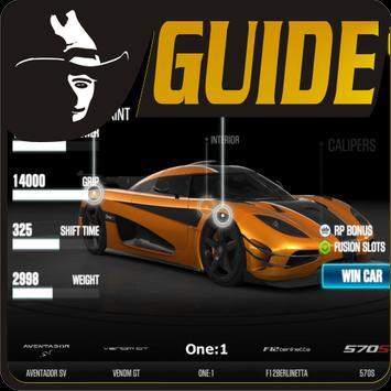 Guide CSR Racing 2 poster