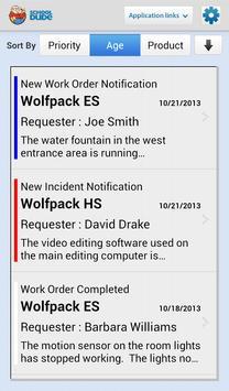 SchoolDude apk screenshot
