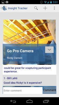 Duke CE Insight Tracker apk screenshot
