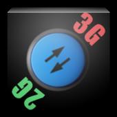 2G-3G Toggle icon