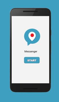 Messenger for Periscope poster