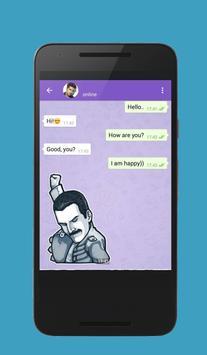 Messenger for Periscope apk screenshot
