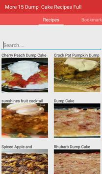 Dump Cake Recipes Full apk screenshot