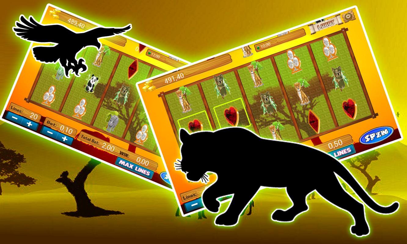 Free play slot machine safari heat