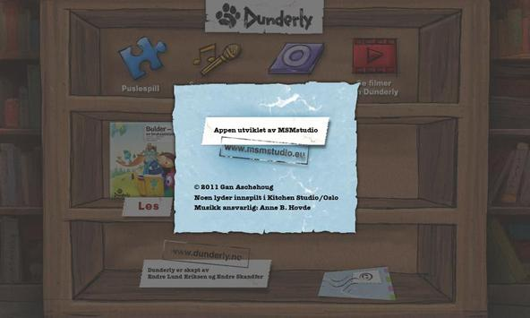 Dunderly apk screenshot