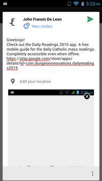 Daily Readings 2017 apk screenshot