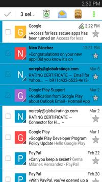 Email for Gmail - Android App apk screenshot