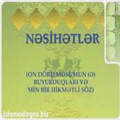 Nəsihətlər icon