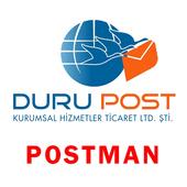 Durupost Postman Raporlama icon