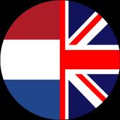 Vertalen nederlands engels icon