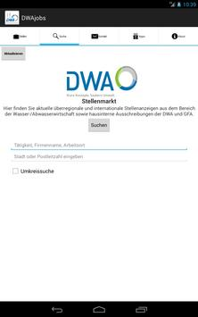 DWAjobs apk screenshot
