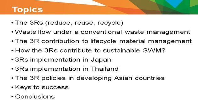 3R's in waste management apk screenshot
