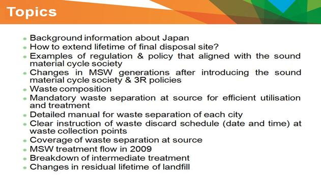MSW Management Japan apk screenshot