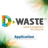 Recycling via Markets icon